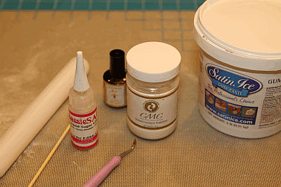 fondant quilting supplies