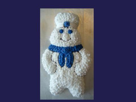 pillsbury doughboy cake