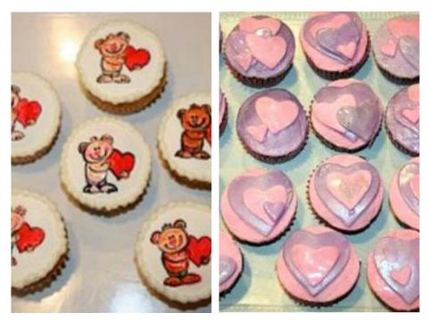 valentines cupcakes instructions