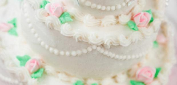 buttercream icing recipe on wedding cake