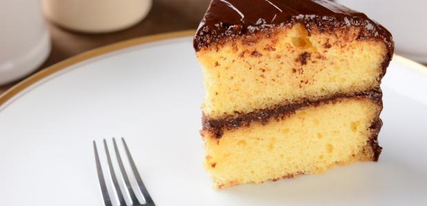 yellow cake recipe with chocolate frosting