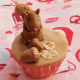 squirrel cupcake decoration