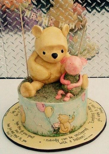 Classic Winnie The Pooh Http Www Cake Decorating
